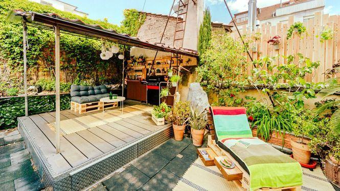 Convierte tu terraza en un santuario al aire libre y relájate