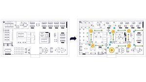 El diseño de los nuevos espacios de trabajo