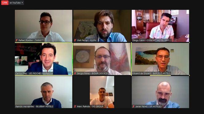 Conclusiones de un webinar para analizar el futuro del sector hotelero