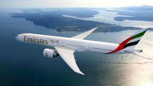 Emirates reanuda los vuelos de pasajeros a Madrid y a otros 8 destinos más