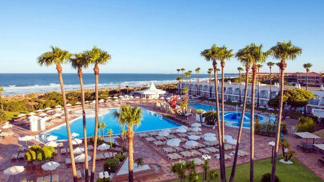 El hotel Iberostar Royal Andalus mide su huella de CO2