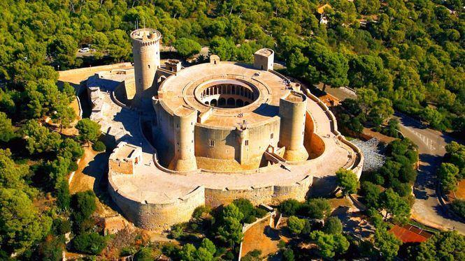Lo que hace único al Castillo de Bellver de Palma de Mallorca
