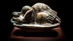 La diosa dormida de la fertilidad