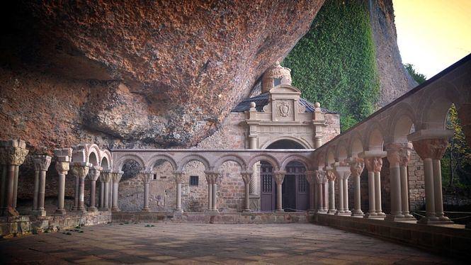 Real Monasterio San Juan de la Peña