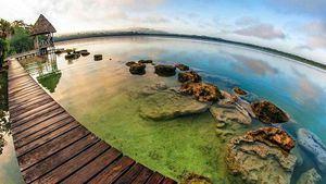 Guatemala - Laguna Lachua