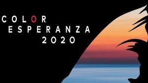 Color Esperanza 2020, un himno solidario