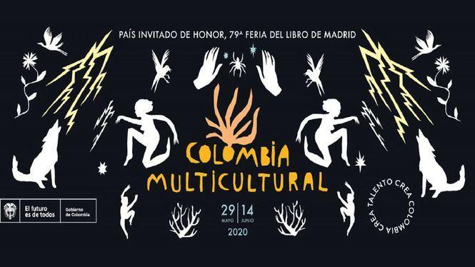 La artista Nuria Riaza firma el cartel de la 79ª Feria del Libro de Madrid