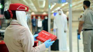 Medidas de seguridad para la atención de empleados y clientes de Emirates