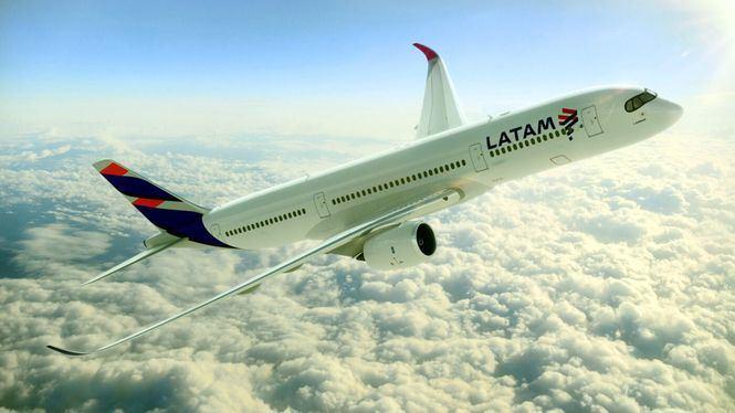 LATAM Airlines retoma operaciones