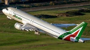 Alitalia reanuda los vuelos desde Madrid y Barcelona a Roma a partir de junio