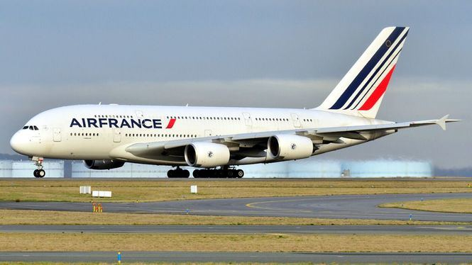 Air France refuerza gradualmente su programa de vuelos