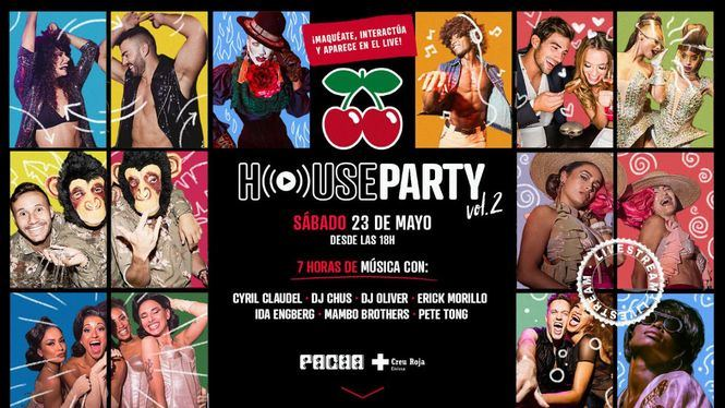 Se presenta la segunda edición de Pacha House Party