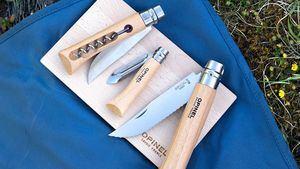Kit de cocina nómada de Opinel para viajeros y aventureros gourmets