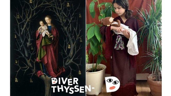 Concurso infantil del Museo Thyssen