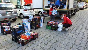 Balance de atención del plan Cruz Roja Responde en Marbella