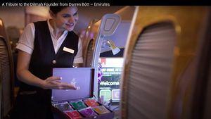 La vuelta al mundo alrededor de una taza de té con Emirates
