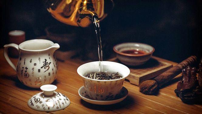 El Té, una bebida muy viajada