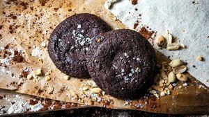 Galletas de cacao y crema de cacahuetes para afrontar la desescalada
