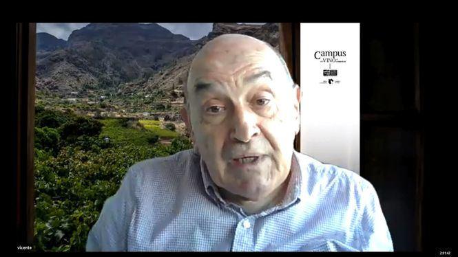 Actividad formativa online de Campus del Vino de Canarias