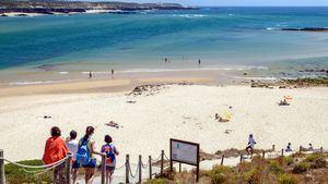 Playa del Farol. Vila Nova de Milfontes