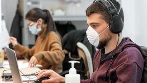 Los madrileños quieren medidas contra el contagio en su vuelta al puesto de trabajo