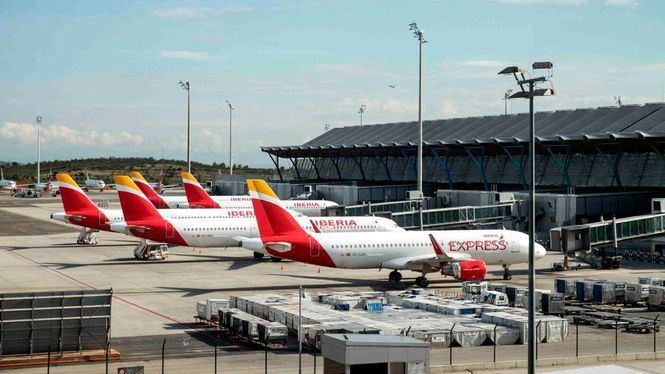 Iberia reanuda parte de su programa de vuelos de corto y medio radio a partir del 1 de julio