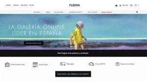 FLECHA, ha multiplicado en estos meses las ventas de su tienda online