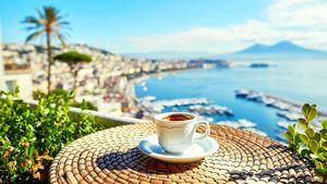 Viajar por Italia con la app Realidad Virtual