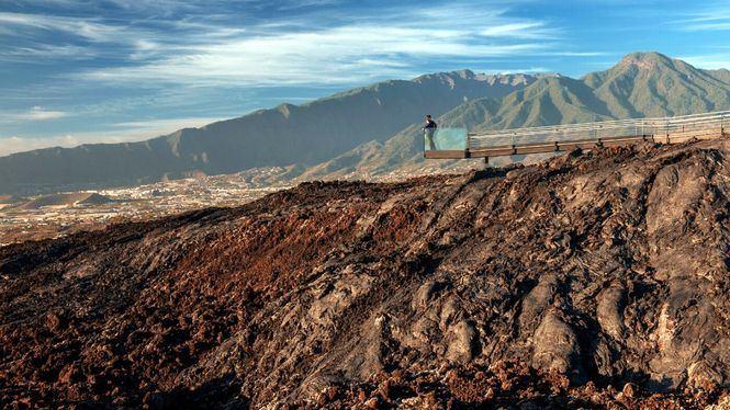 La Palma destino nacional natural, sostenible, seguro, y poco masificado