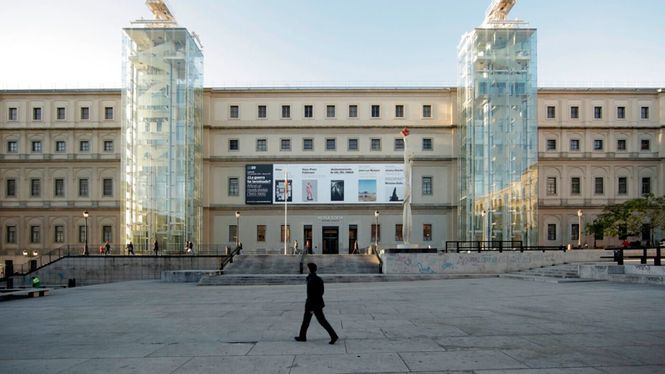 Vuelve al Museo Reina Sofía