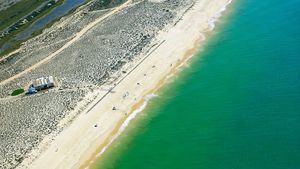 El Algarve reabre sus playas y arranca la temporada de baño