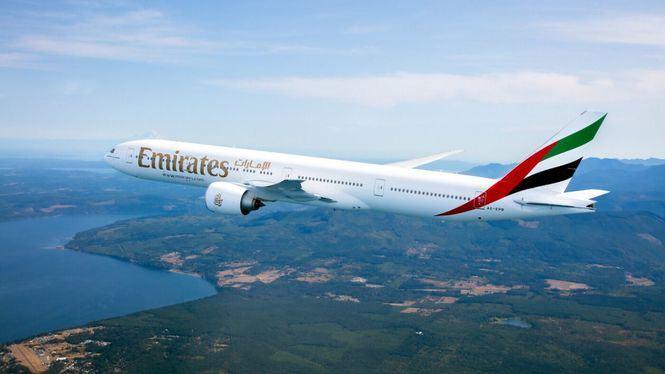 Emirates opera vuelos para pasajeros a 29 ciudades