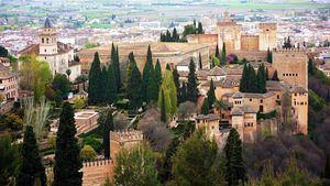 Recuerdos de la Alhambra, desde Corea del Sur