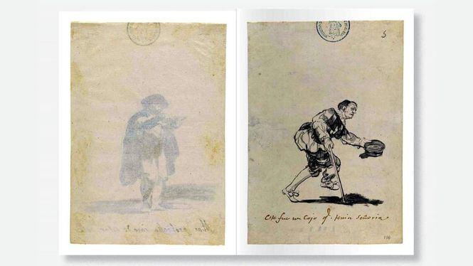 Presentado el libro que ofrece la reproduccióndel Cuaderno C de Goya
