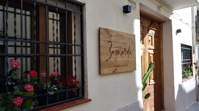 Nuevo hotel rural en la sierra alicantina