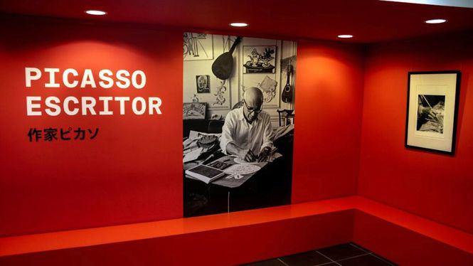 Picasso escritor llega a Tokio
