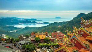 Crece turismo local en Taiwán ante la disminución de amenaza por COVID-19