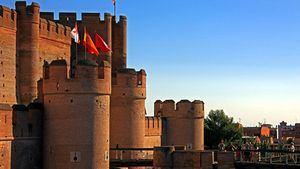 El Castillo de la Mota de Medina del Campo reabre sus puertas
