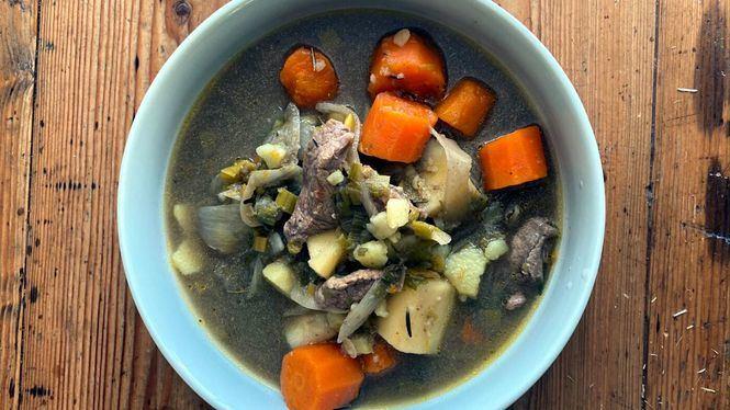 Irish Stew, un delicioso plato irlandés ganador de MasterChef