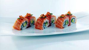 El salmón noruego y sushi, una combinación perfecta