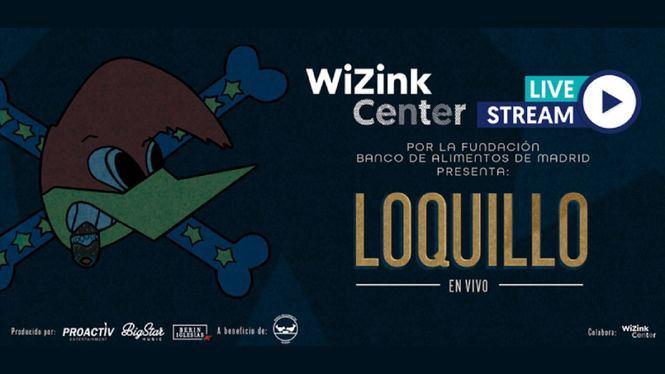Loquillo reabre las puertas del WiZink Center el 3 de julio con un concierto solidario