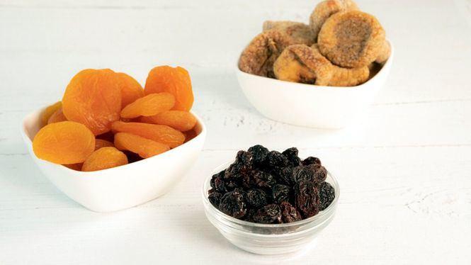 Los beneficios para la salud de la fruta deshidratada