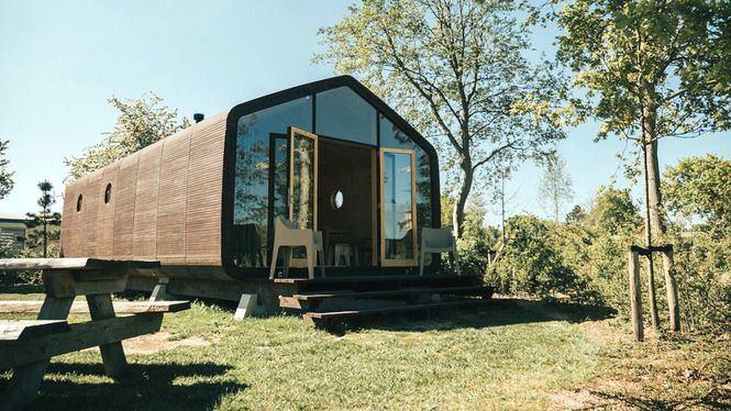 Casas de vacaciones ecológicas en Europa