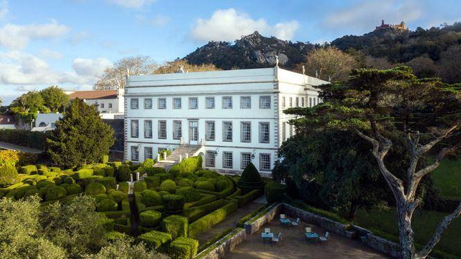 Explorar Sintra y su costa partiendo del hotel Tivoli Palácio de Seteais