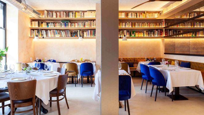 El restaurante Berlanga, frente al Retiro, regresa con novedades