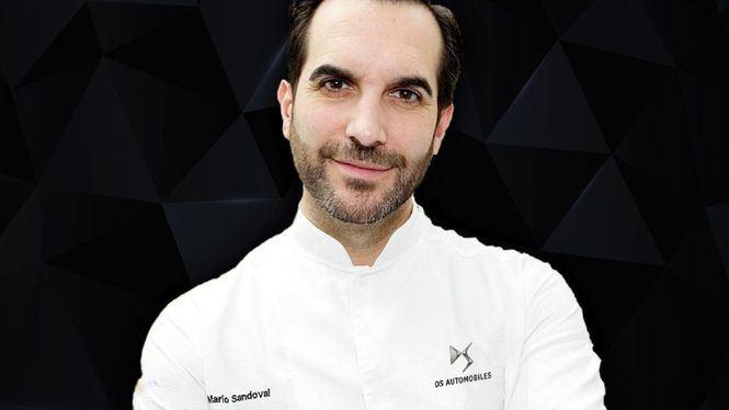 DS Automobiles ha elegido al chef Mario Sandoval embajador de la Marca en España