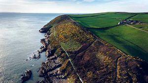 Los encantos de la ruta costera de Inglaterra