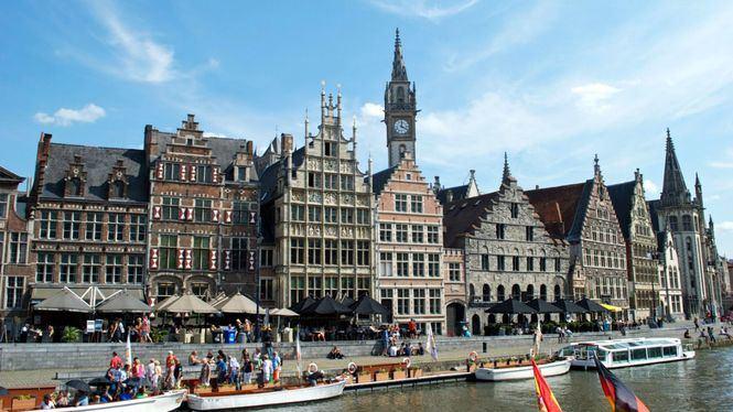 La vuelta del turismo en Gante: sostenible y más cercano