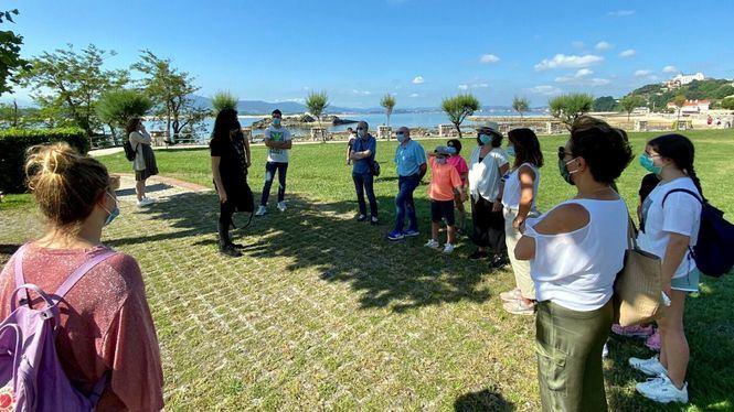 Ruta geológica en la Península de La Magdalena