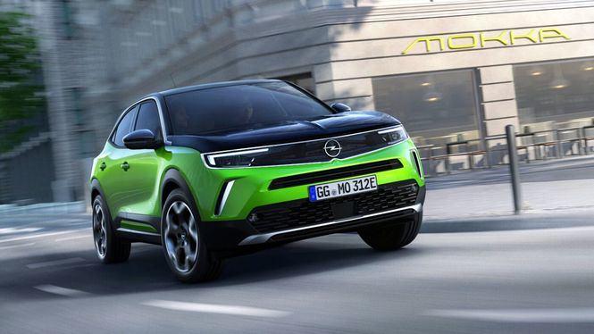 Nuevo Opel Mokka eléctrico y lleno de energía